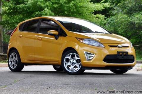 2011 Ford Fiesta for sale at Fast Lane Direct in Lufkin TX