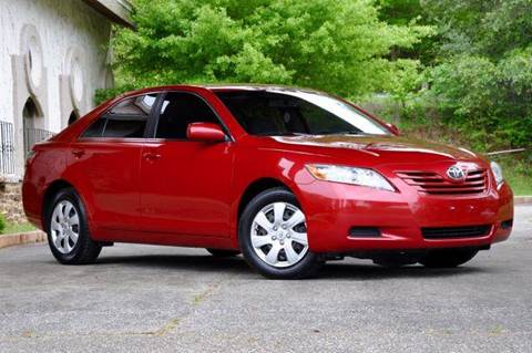 2007 Toyota Camry for sale at Fast Lane Direct in Lufkin TX