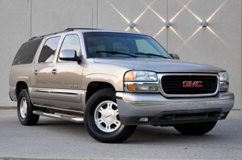 2001 GMC Yukon XL for sale at Fast Lane Direct in Lufkin TX