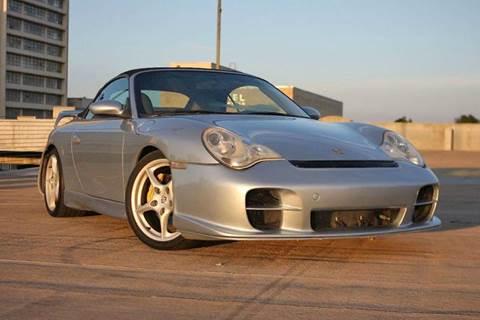 2002 Porsche 911 for sale at Fast Lane Direct in Lufkin TX