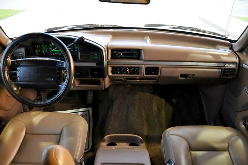 1995 Ford Bronco Eddie Bauer 2dr 4WD SUV In Lufkin TX ...