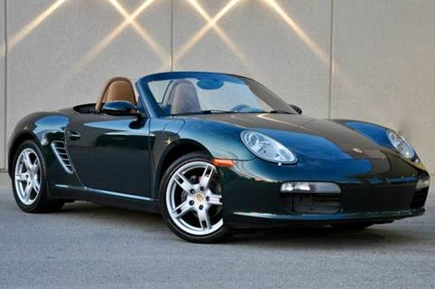 2006 Porsche Boxster for sale at Fast Lane Direct in Lufkin TX