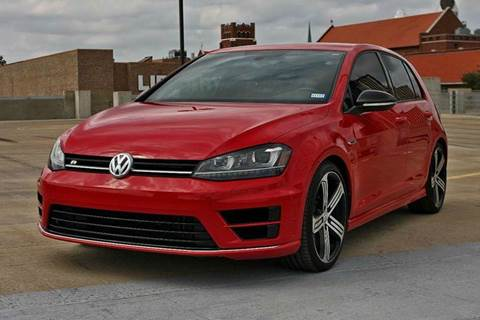 2016 Volkswagen Golf R for sale at Fast Lane Direct in Lufkin TX