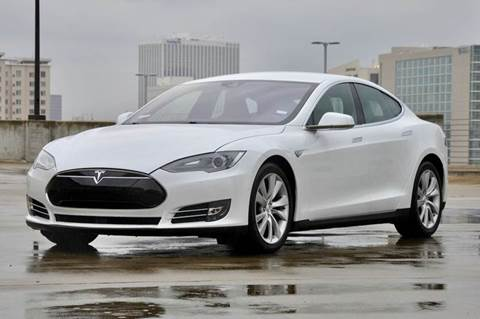 2015 Tesla Model S for sale at Fast Lane Direct in Lufkin TX
