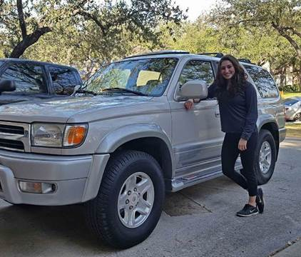 2000 Toyota 4Runner for sale at Fast Lane Direct in Lufkin TX