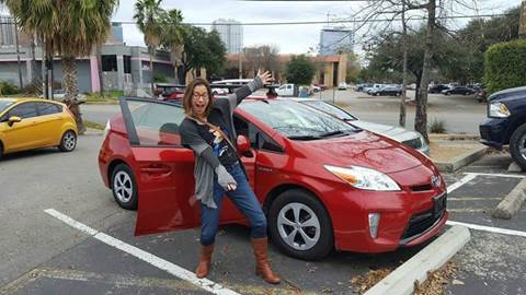 2014 Toyota Prius for sale at Fast Lane Direct in Lufkin TX