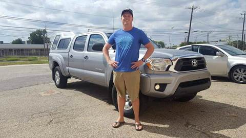 2014 Toyota Tacoma for sale at Fast Lane Direct in Lufkin TX
