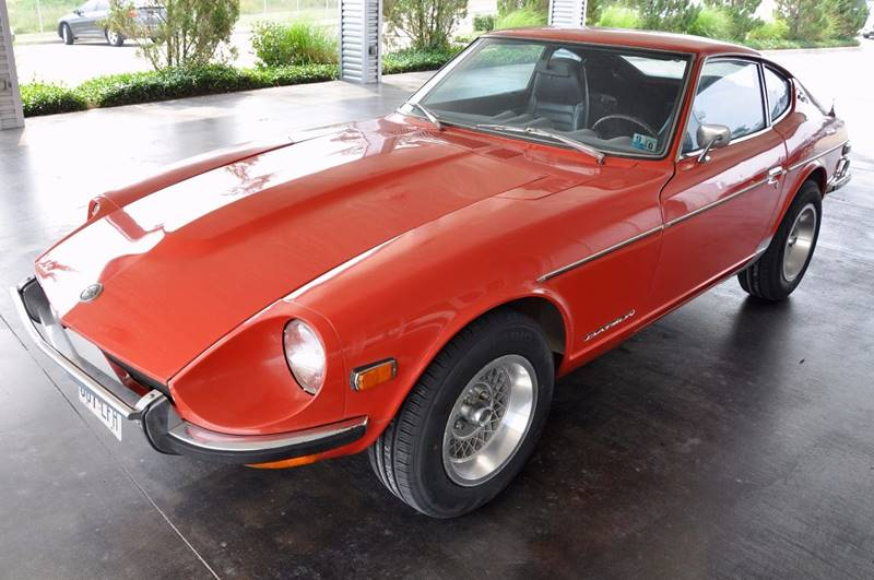 1971 Datsun 240Z for sale at Fast Lane Direct in Lufkin TX