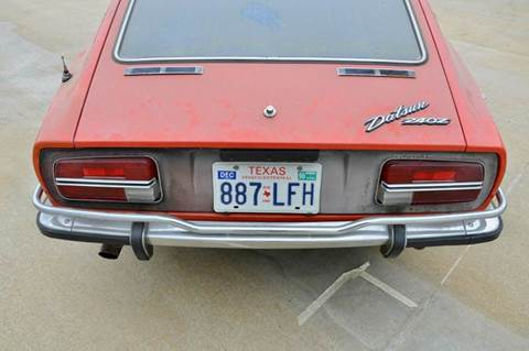 1971 Datsun 240Z Series I In Lufkin TX - Fast Lane Direct