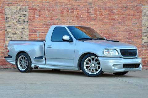 2002 Ford F-150 SVT Lightning for sale at Fast Lane Direct in Lufkin TX