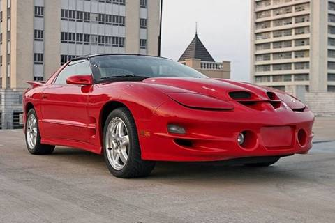 2002 Pontiac Firebird for sale at Fast Lane Direct in Lufkin TX