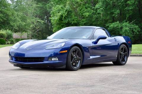 2007 Chevrolet Corvette for sale at Fast Lane Direct in Lufkin TX