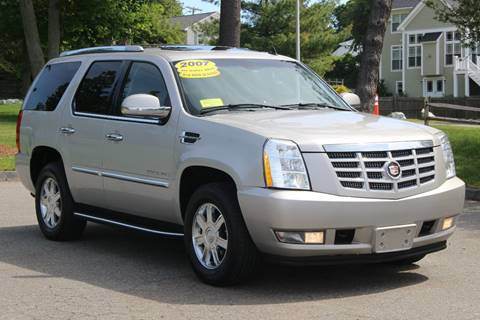 2007 Cadillac Escalade for sale in Beverly, MA
