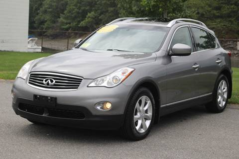 2010 Infiniti EX35 for sale in Beverly, MA