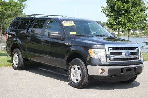2013 Ford F-150 for sale in Beverly, MA