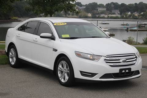 2013 Ford Taurus for sale in Beverly, MA