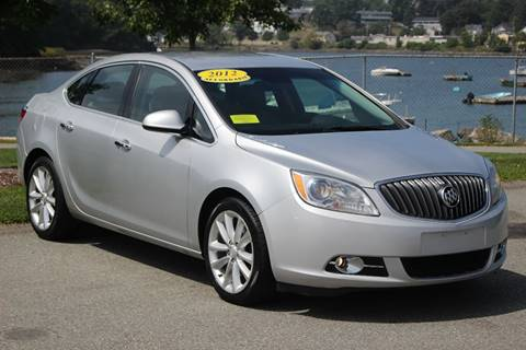 2012 Buick Verano for sale in Beverly, MA