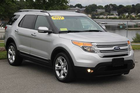 2013 Ford Explorer for sale in Beverly, MA