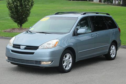 2005 Toyota Sienna for sale in Beverly, MA