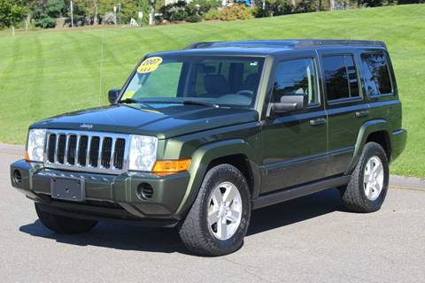 2007 Jeep Commander for sale in Beverly, MA