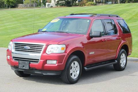 2008 Ford Explorer for sale in Beverly, MA