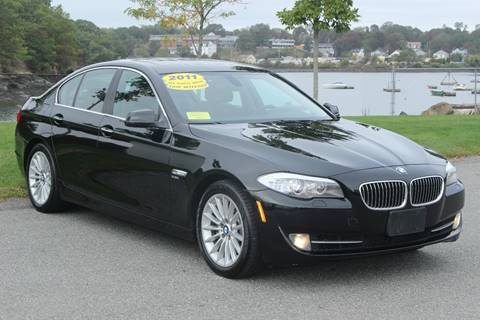 2011 BMW 5 Series for sale in Beverly, MA
