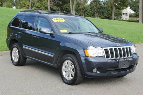 2008 Jeep Grand Cherokee for sale in Beverly, MA