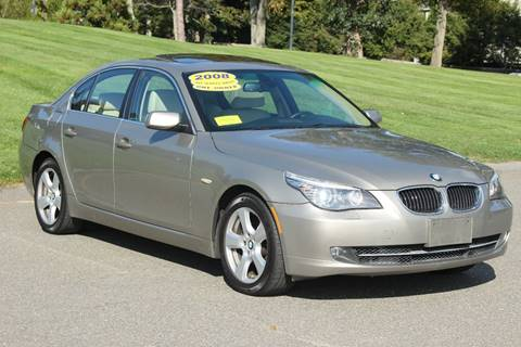 2008 BMW 5 Series for sale in Beverly, MA
