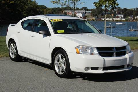 2008 Dodge Avenger for sale in Beverly, MA