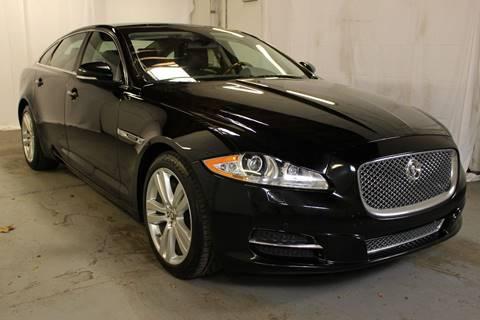 2012 Jaguar XJL