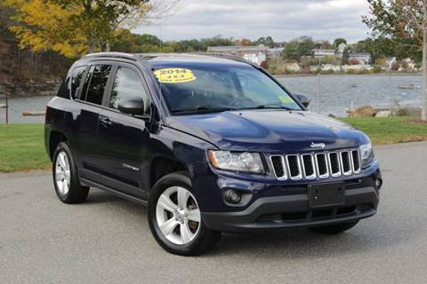 2014 Jeep Compass for sale in Beverly, MA