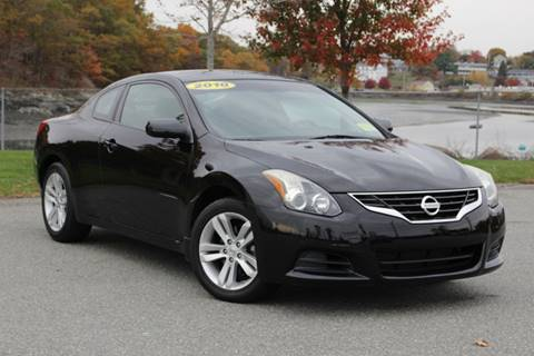 2010 Nissan Altima for sale in Beverly, MA