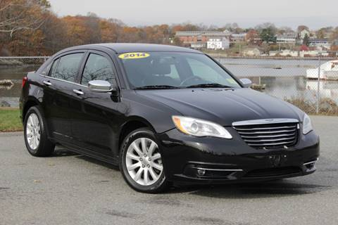2014 Chrysler 200 for sale in Beverly, MA