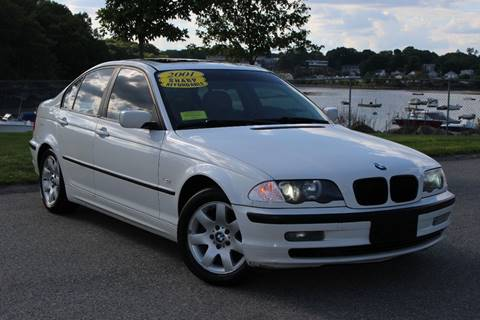 2001 BMW 3 Series for sale in Beverly, MA