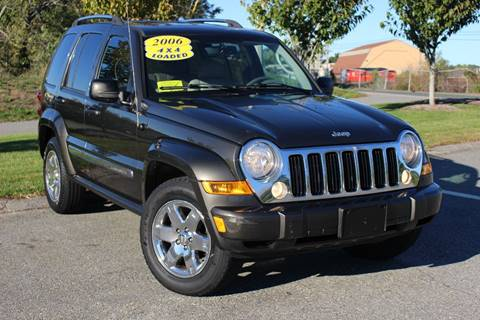 2006 Jeep Liberty for sale in Beverly, MA