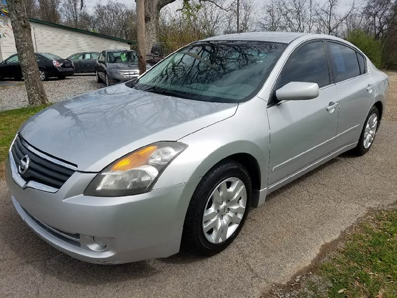 2007 nissan altima 2 5 s 4dr sedan 2 5l i4 cvt in fayetteville tn lincoln auto sales and. Black Bedroom Furniture Sets. Home Design Ideas