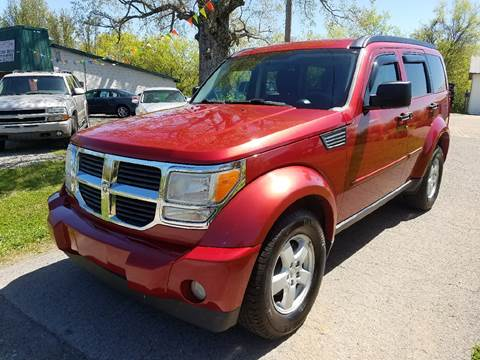 Used dodge nitro for sale in tennessee for Roan street motors north johnson city tn