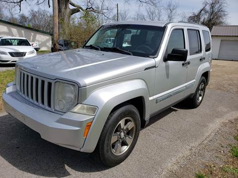 2009 Jeep Liberty for sale in Fayetteville, TN