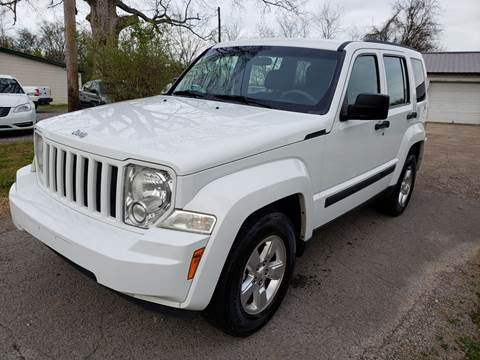2012 Jeep Liberty for sale in Fayetteville, TN