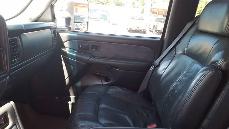 2002 GMC Sierra 2500HD 4dr Crew Cab SLT 4WD LB - Cameron MO