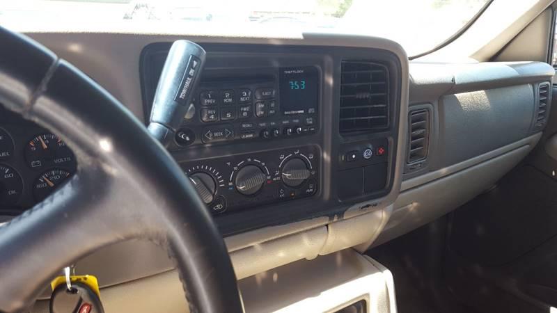 2002 Chevrolet Tahoe 4dr 4WD SUV - Cameron MO