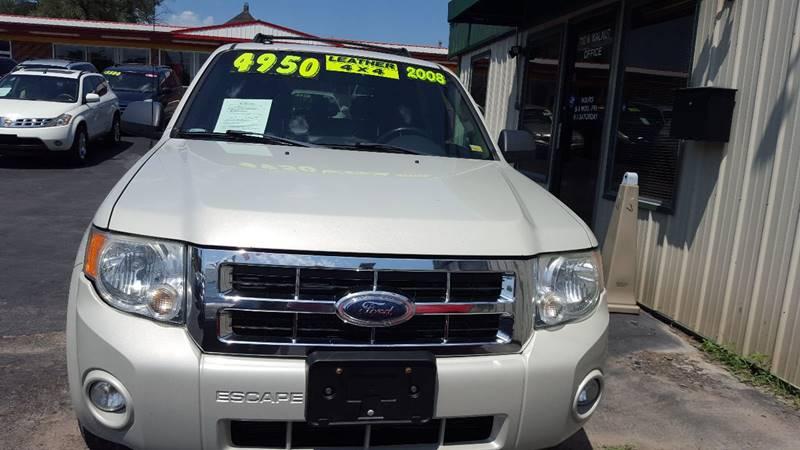 2008 Ford Escape AWD XLT 4dr SUV V6 - Cameron MO