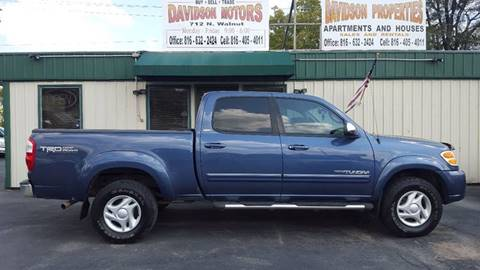 2004 Toyota Tundra for sale in Cameron, MO