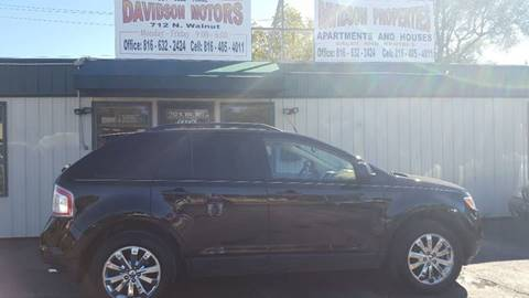 2007 Ford Edge for sale in Cameron, MO