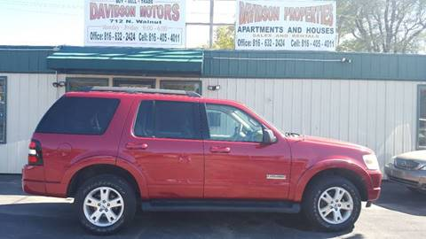2007 Ford Explorer for sale in Cameron, MO