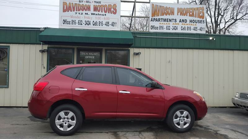 2010 Nissan Rogue S 4dr Crossover   Cameron MO