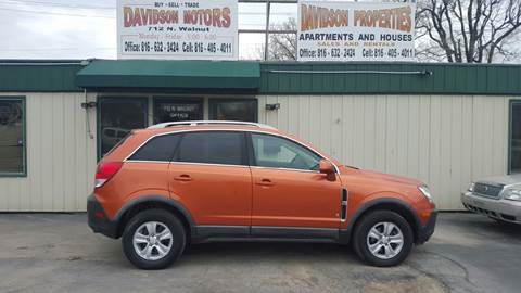 2008 Saturn Vue for sale in Cameron, MO