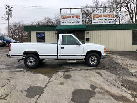 2000 GMC C/K 3500 Series for sale in Cameron, MO