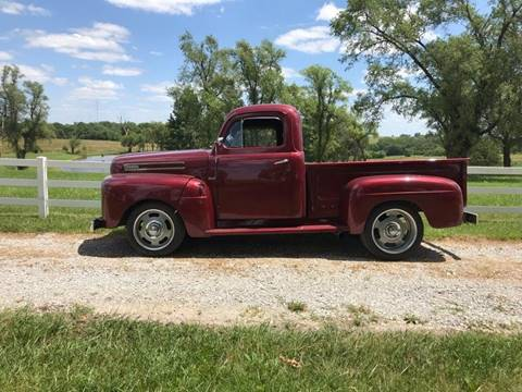 1949 Ford F-100 for sale in Cameron, MO