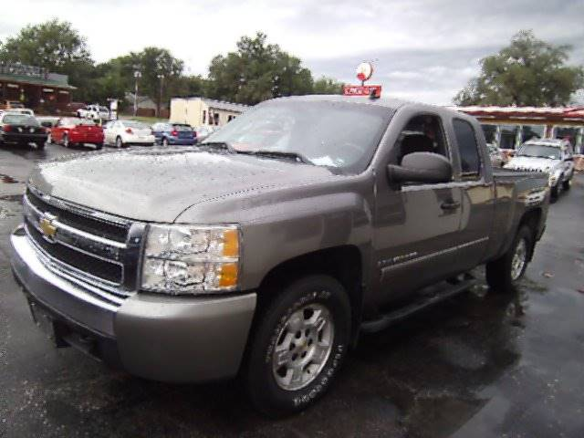 2008 Chevrolet Silverado 1500 4WD LT1 4dr Extended Cab 5.8 ft. SB - Cameron MO